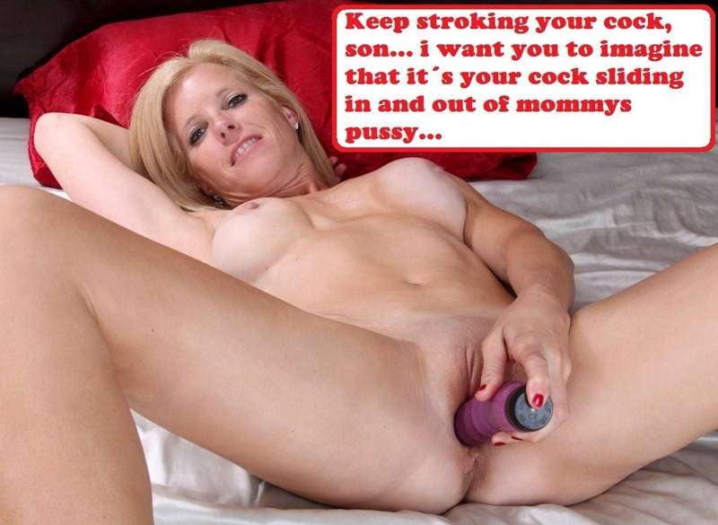 image Son witness how mom dana devine takes a bbc