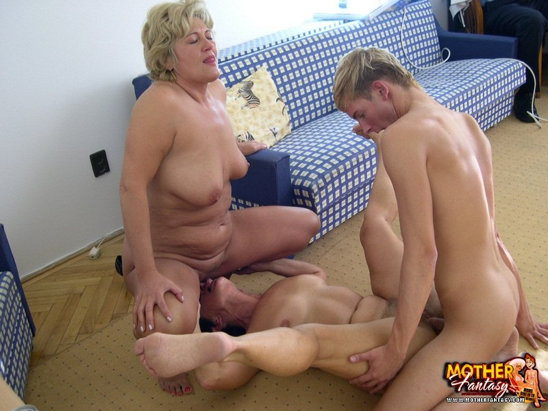 son and friends gang bang sisters asshole