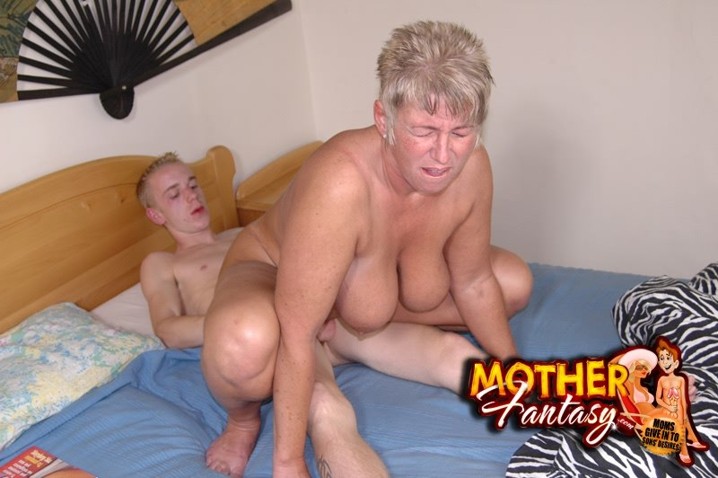 fuck mother and son